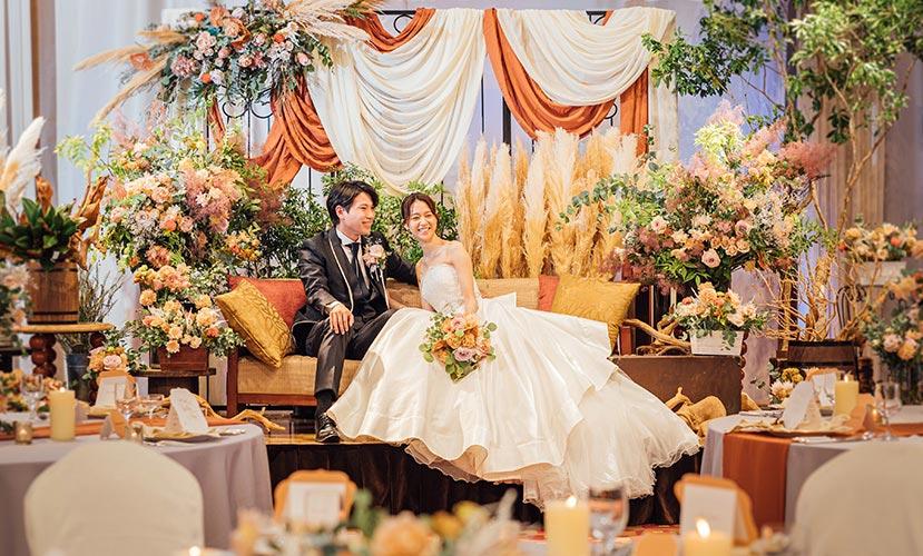 パーティー会場 party room 公式 北海道ホテル ウェディング